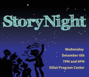 StoryNight Poster