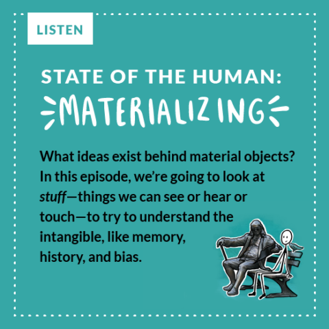 New episode of State of the Human - Materializing
