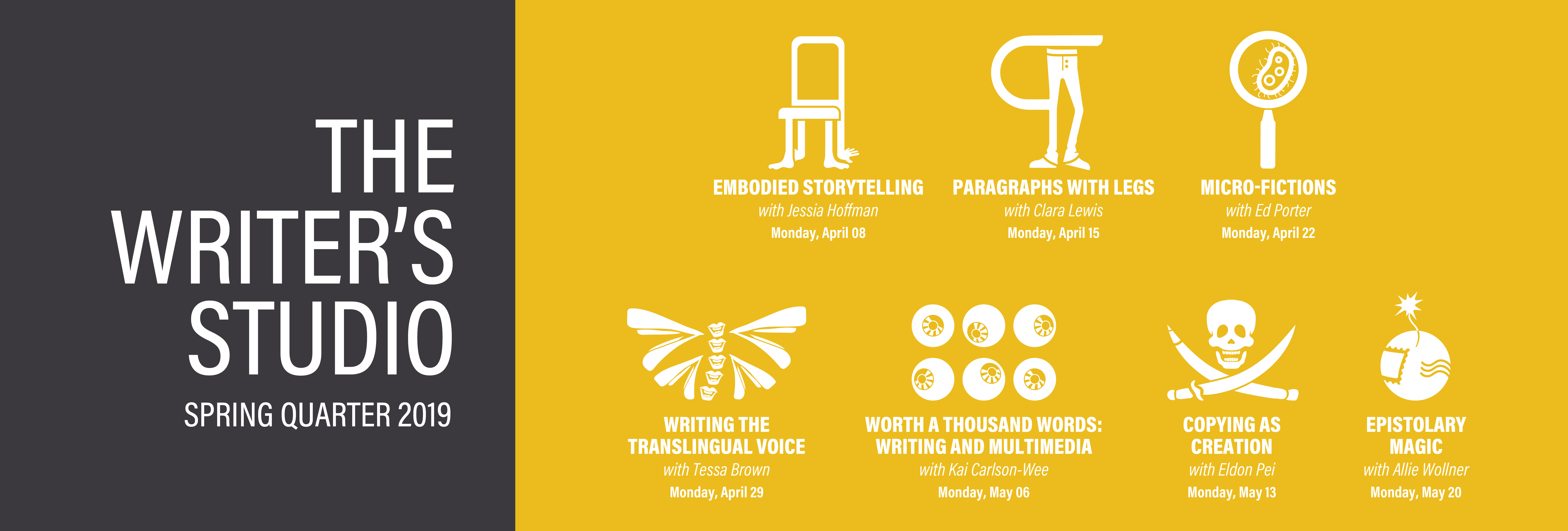 The Writer's Studio | Stanford Storytelling Project